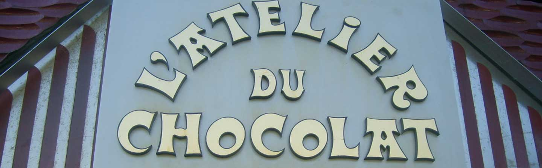 visite atelier chocolat bayonne