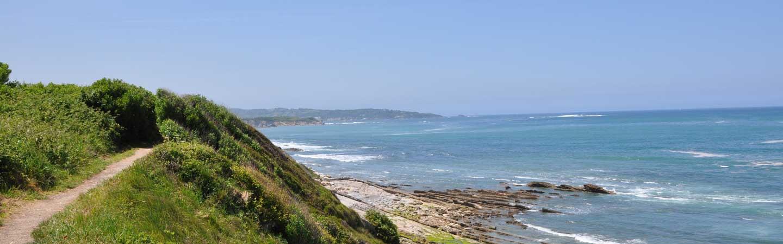 que faire au pays basque sentier du littoral